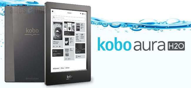 KoboAura-H2o e-Reader-IP67-0