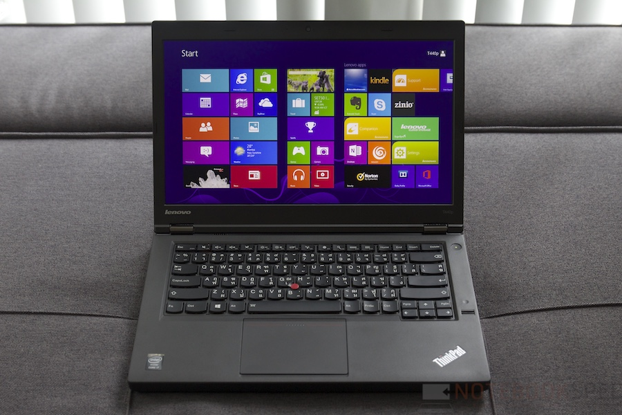 Lenovo ThinkPad T440p Review 001