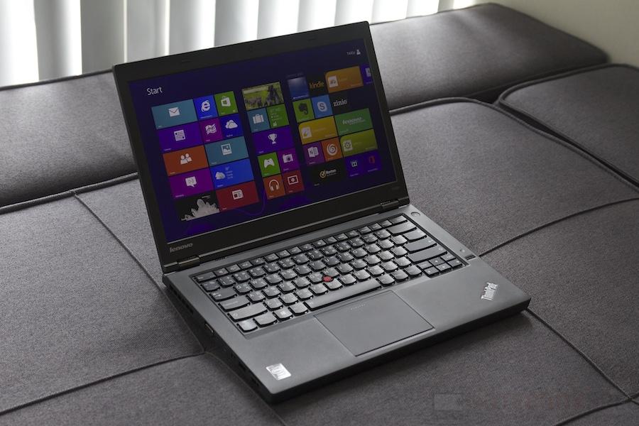 Lenovo ThinkPad T440p Review 003