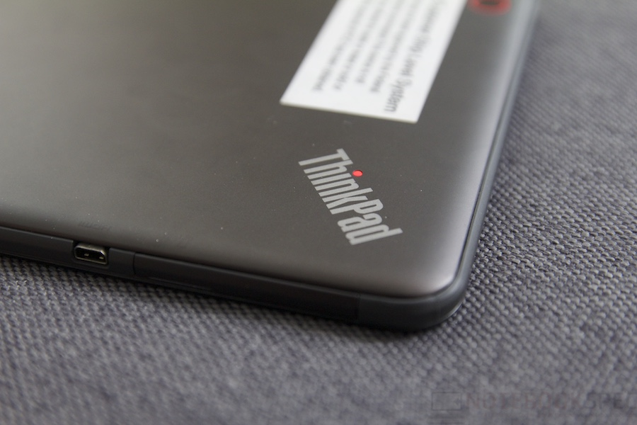 Lenovo ThinkPad Tablet 8 Review 018