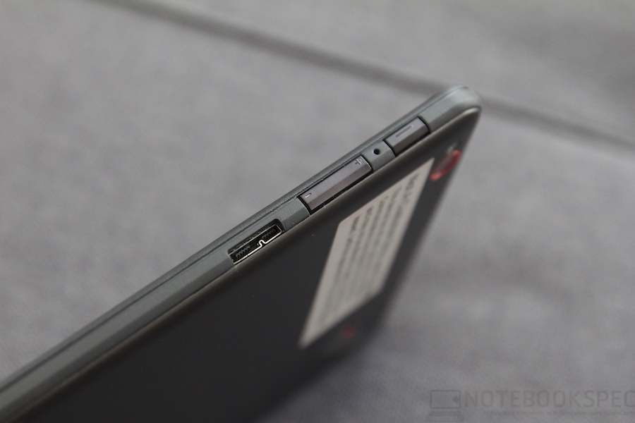 Lenovo ThinkPad Tablet 8 Review 022