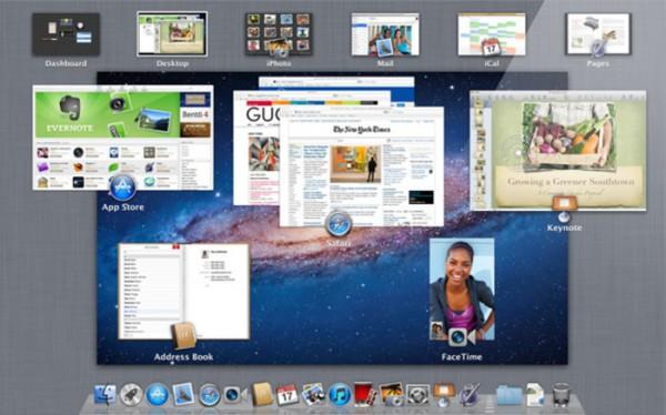 Mac-OS-X-Mission-Control