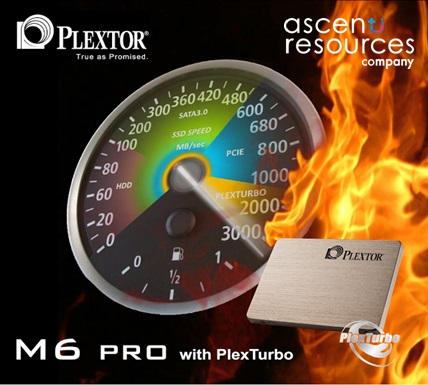 PR Plextor M6Pro