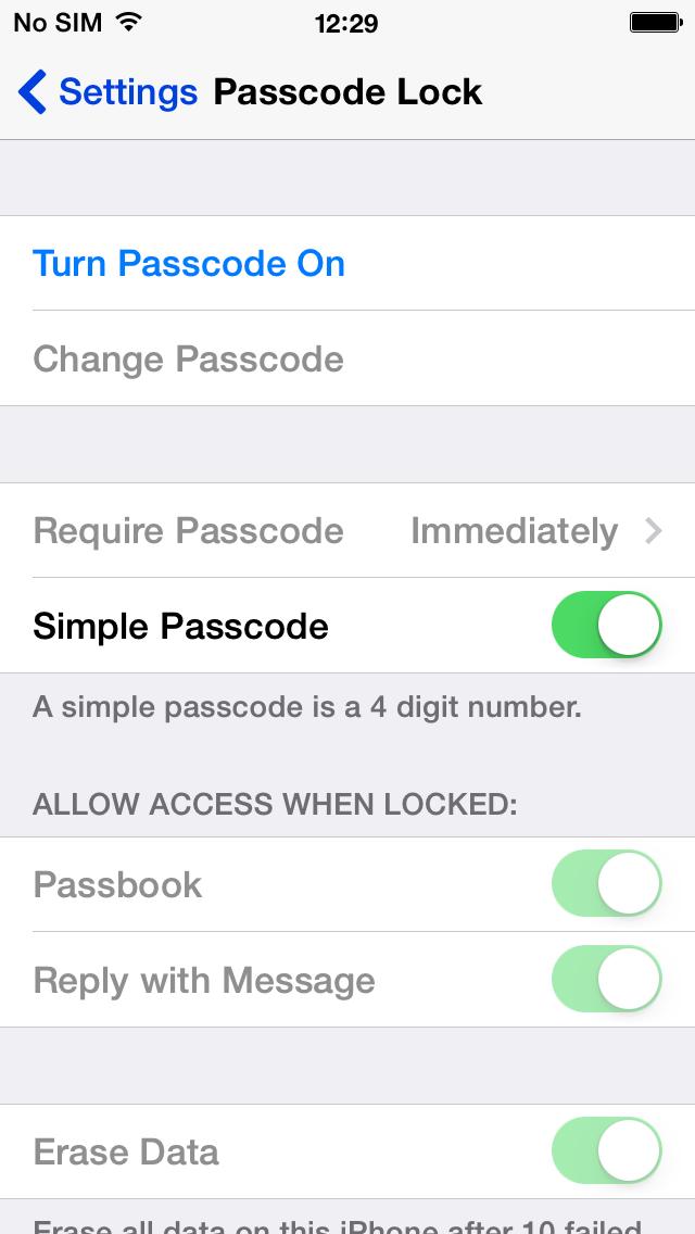 Passcode-3