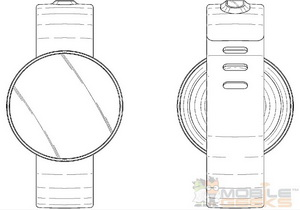 Samsung กำลังพัฒนา Smartwatch ที่มีดีไซน์หน้าปัดเป็นวงกลมและ ใส่ Sim ได้