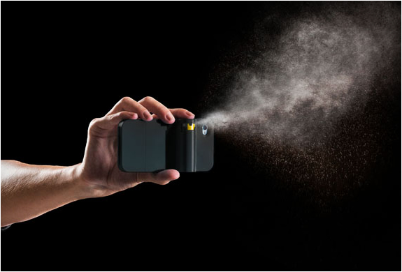 Spraytect Pepper Spray Phone