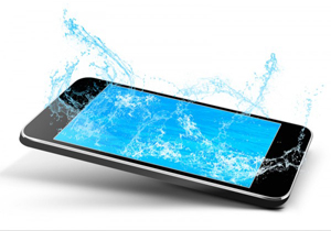 iPhone water damage th