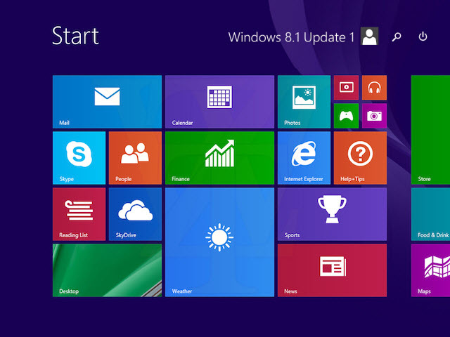 no more windows 8 major update 600