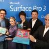 th Ekaraj Panjavinin and Surface Pro 3 th