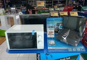 อุต๊ะ! Samsung Ultrabook สเปค AMD จอสัมผัส 13.3 นิ้ว ราคา 14,900 บาท แถมไมโครเวฟ LG