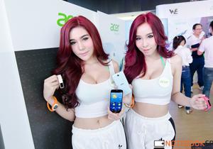 เอเซอร์เปิดตัว Acer Liquid X1, Acer Liquid Jade และ Acer Leap ตอบสนองทุกจังหวะชีวิต