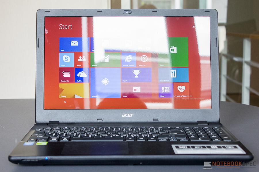 Acer E15-26