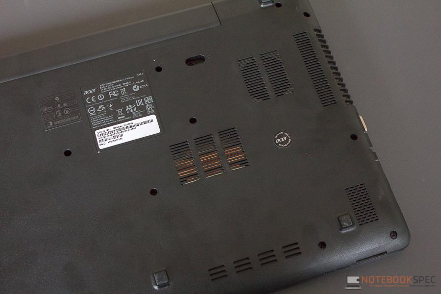 Acer E15-36