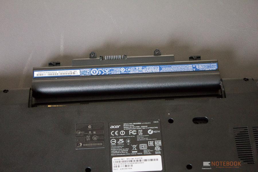 Acer E15-38