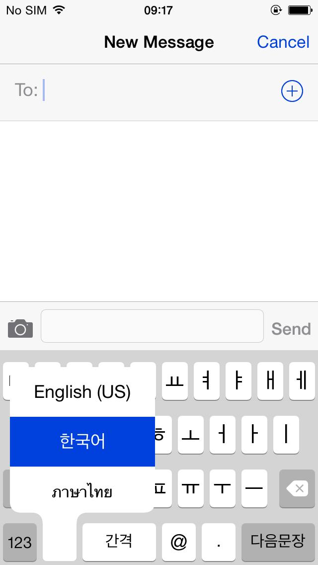 Add language (10)