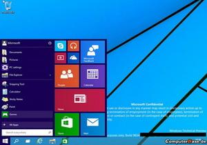Alleged screenshots leak of the next Windows 01 300