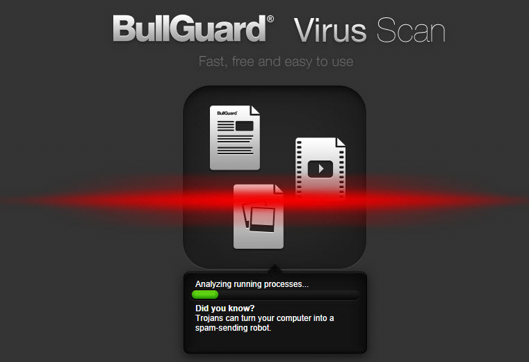 BullGuard Virus Scan-6