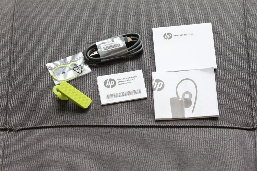 HP H3200 Wireless Mono Headset (3)