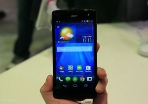 Acer Liquid Z500 สเปค Quad-Core, แรม 2GB, กล้อง 8 ล้าน, จอ 5 นิ้ว IPS ราคา 5,990 บาท