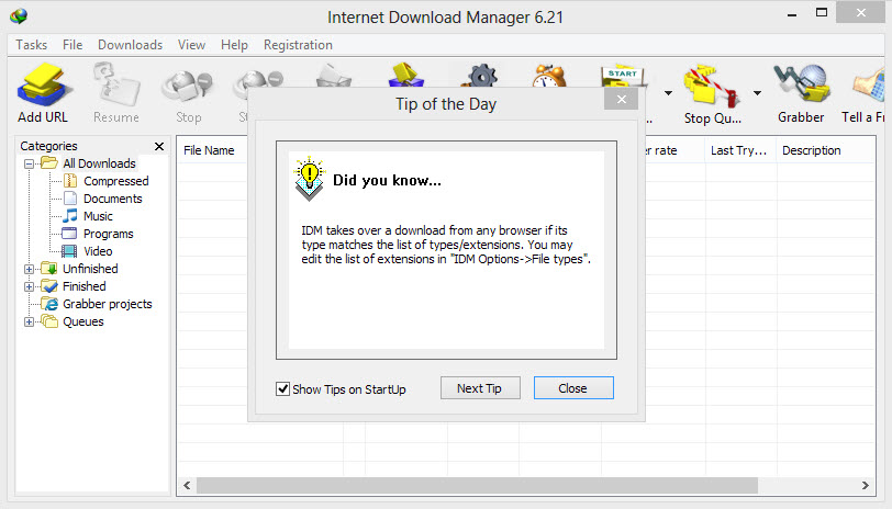Internet download manager-7