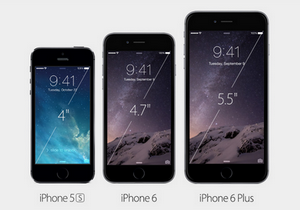 iPhone 6 และ iPhone 6 Plus เปิดตัวแล้ว พร้อมสเปค หน้าตา ราคา และวันวางจำหน่าย