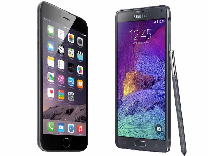 apple-iphone-6-plus-vs-samsung-galaxy-note-4