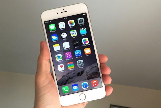 iPhone 6 Plus has best LCD display 600
