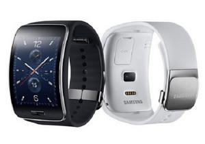 Samsung Gear S Smartwatch มาพร้อมกับหน้าจอแบบโค้งและรองรับการเชื่อมต่อแบบ 3G