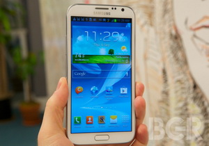 Samsung Galaxy ซีรีส์ Note ไม่ได้ฆ่า iPhone แต่กลับไปส่งผลให้ iPad แทน