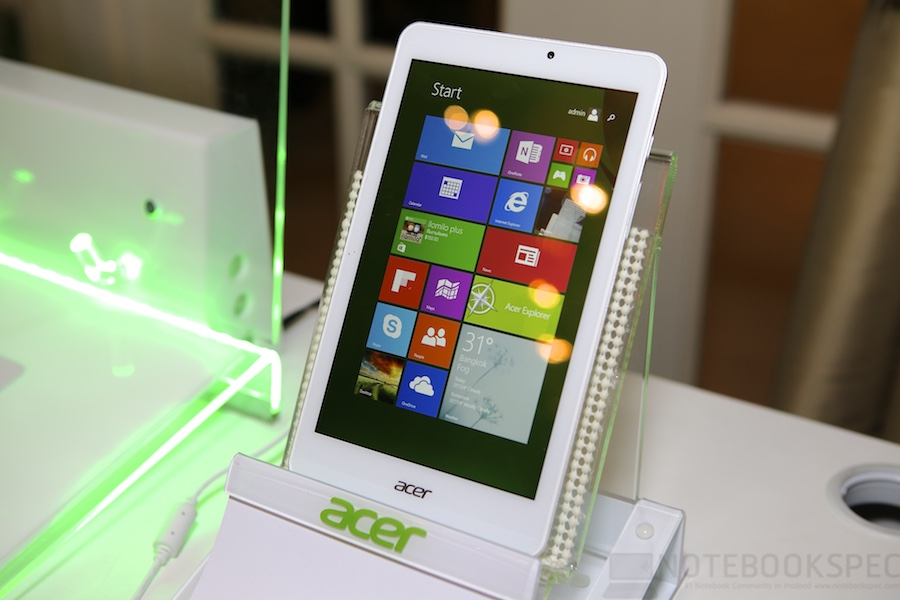 Acer Windows Tablet 001