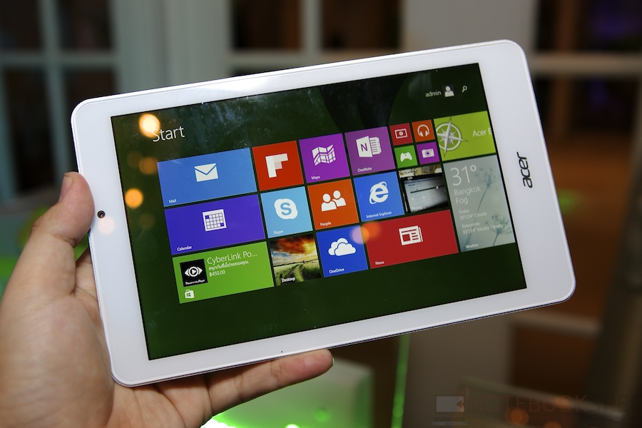 Acer Windows Tablet 011