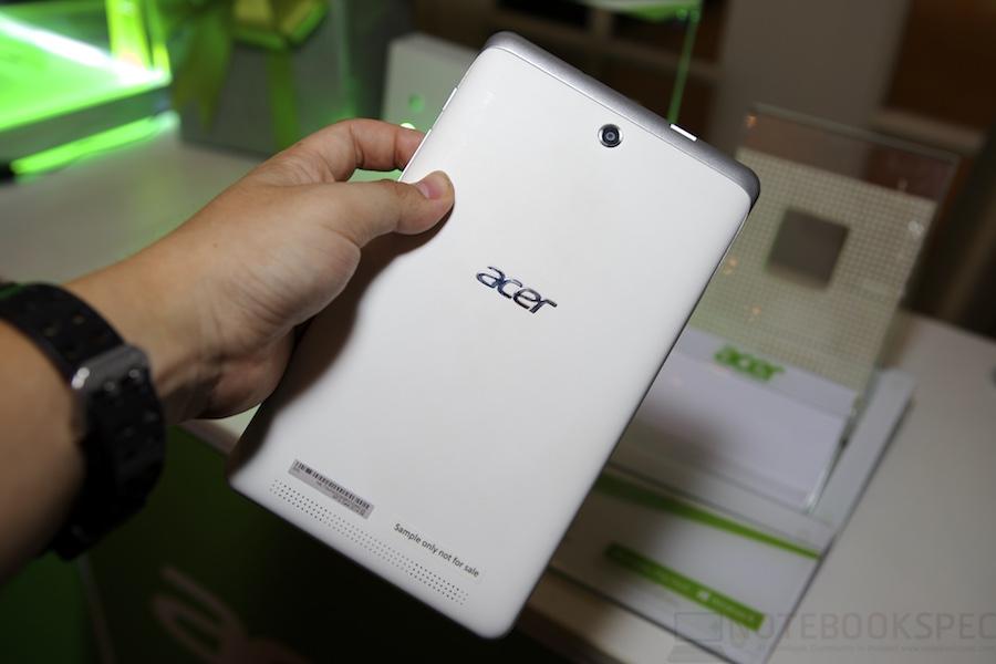 Acer Windows Tablet 012