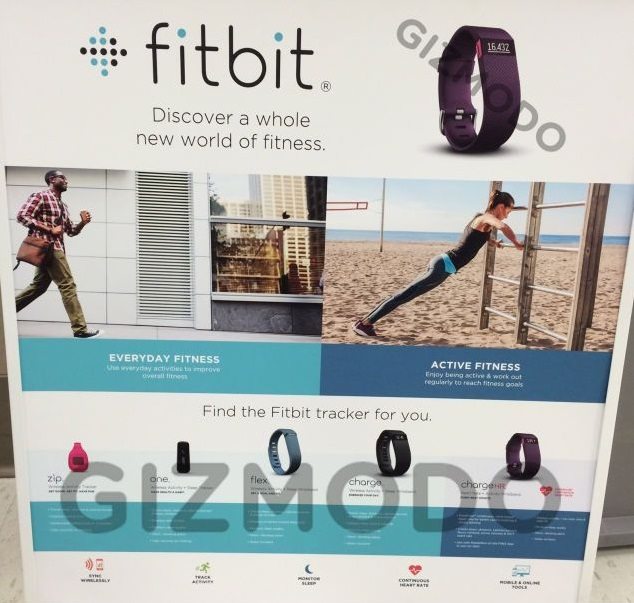 Fitbit Charge 02 600