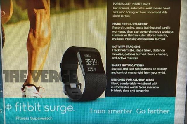 Fitbit Surge 600