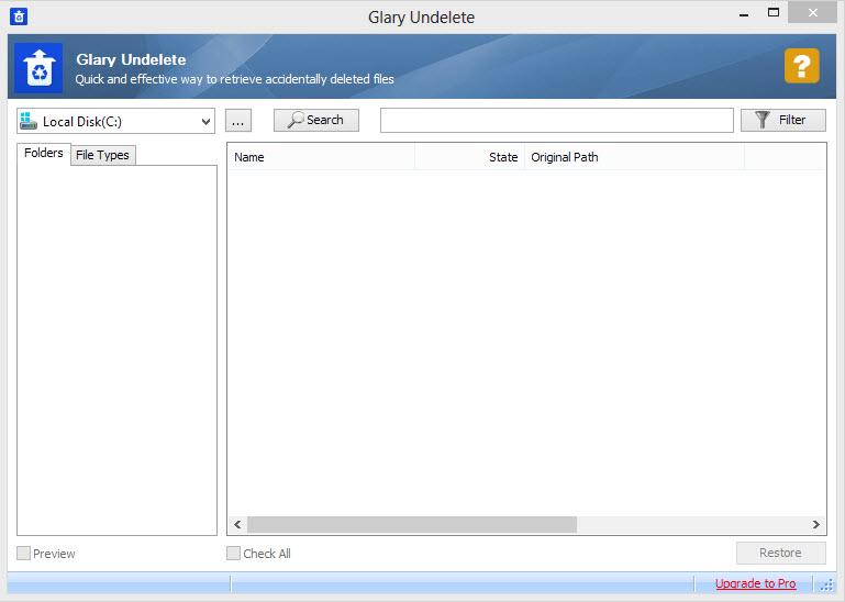 Glary UnDelete-1