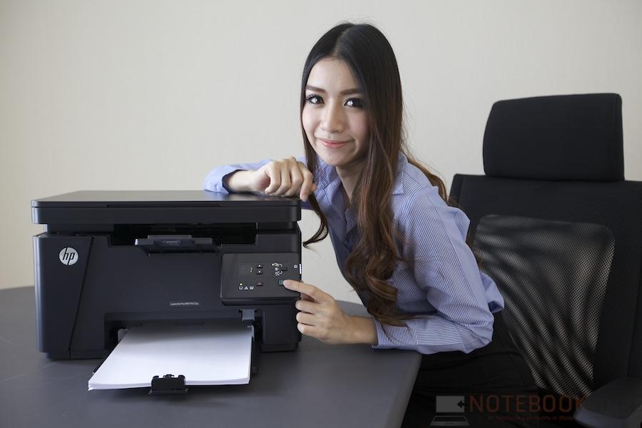 HP LaserJet Pro M125A Review 005