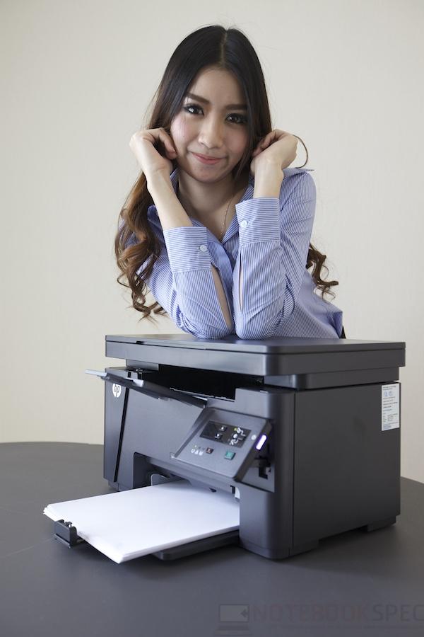 HP LaserJet Pro M125A Review 023