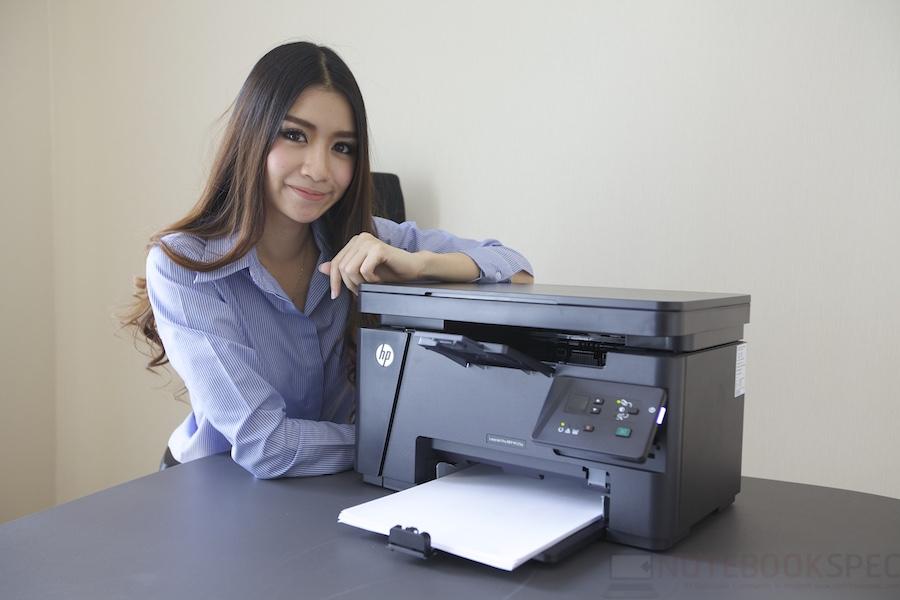 HP LaserJet Pro M125A Review 031