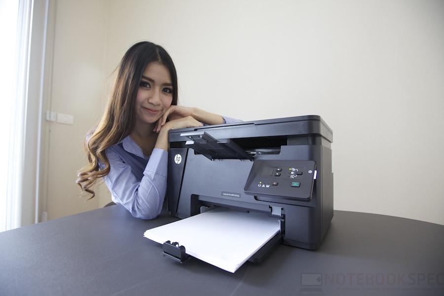 HP LaserJet Pro M125A Review 033