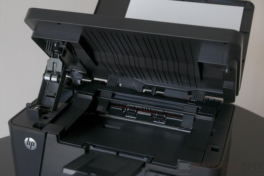 HP LaserJet Pro M125A Review 043