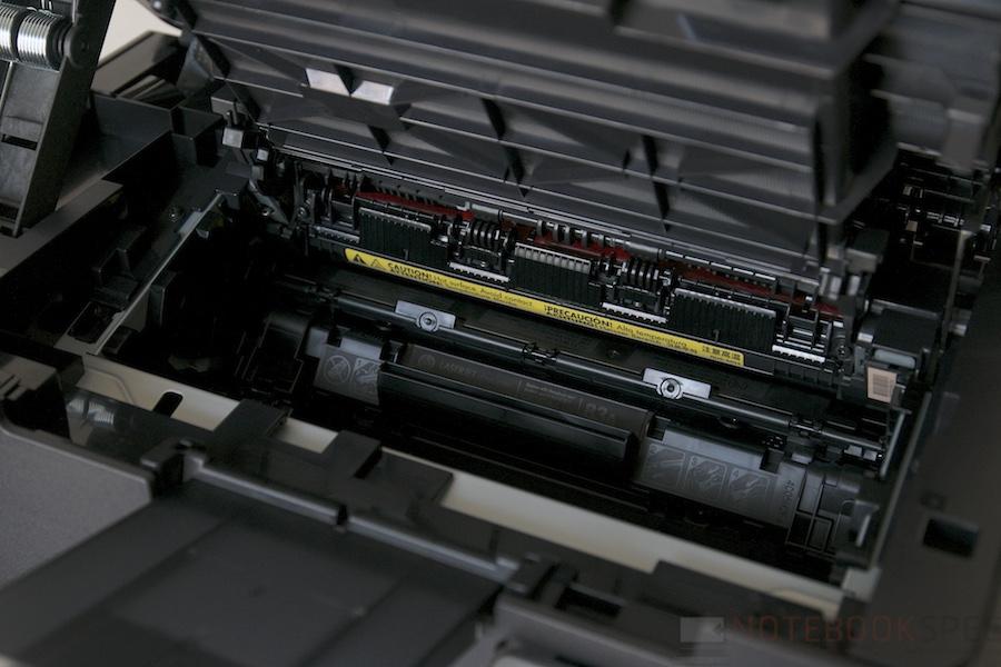 HP LaserJet Pro M125A Review 045
