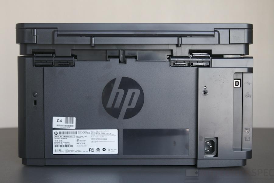 HP LaserJet Pro M125A Review 050