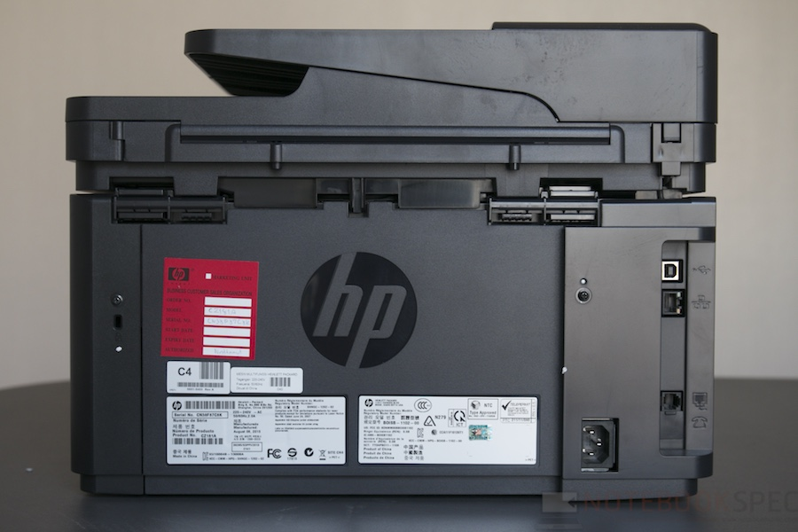 HP M127fn Review 022