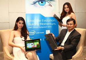 Intel Core M สำหรับอุปกรณ์ที่มีดีไซน์บางเฉียบ ไม่มีพัดลม ประสิทธิภาพสูงและประหยัดแบตสูงสุด