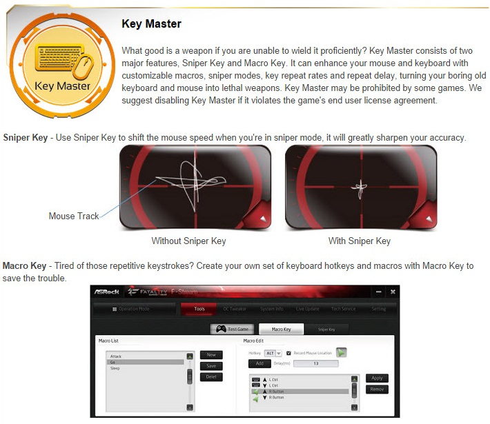 Key Master-ASRock-Feature