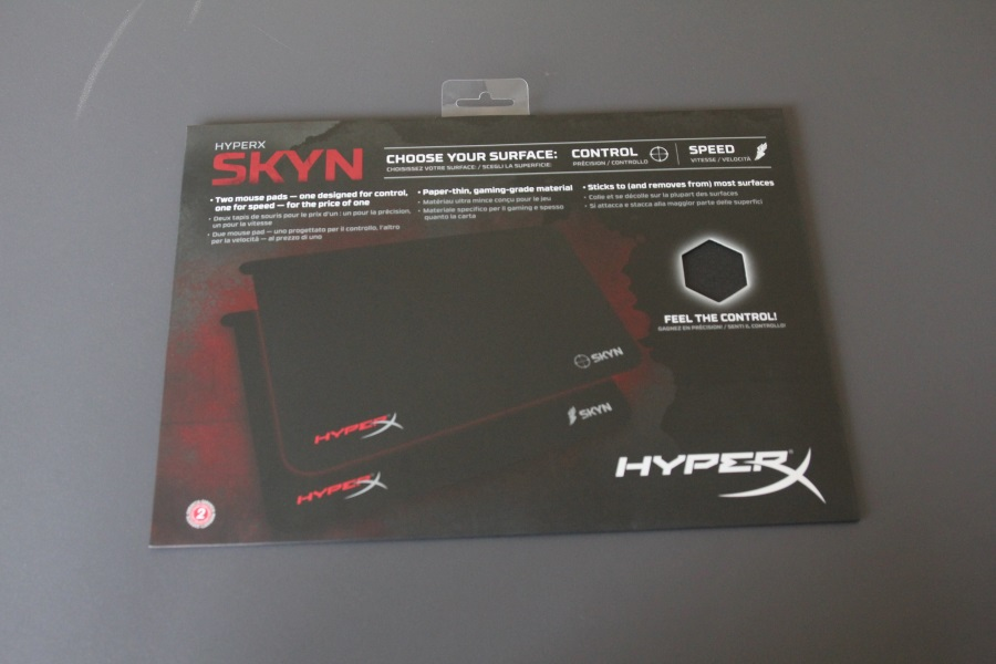 Kingston SKYN Mousepad (2)