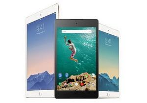 เทียบกันแบบหมัดต่อหมัดสเปคของแท็บเล็ตรุ่นใหม่อย่าง Nexus 9, iPad Mini 3 และ iPad Air 2
