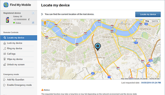 Samsung Find My Mobile flaw 600