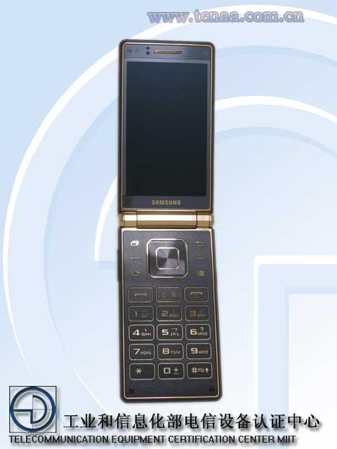 Samsung Galaxy Golden 2 SM W2015 3 600