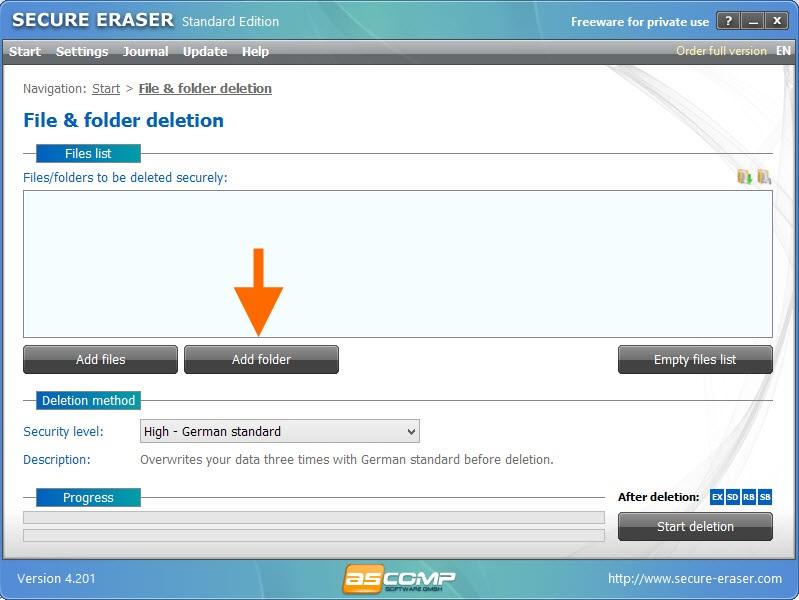 Secure Eraser-3